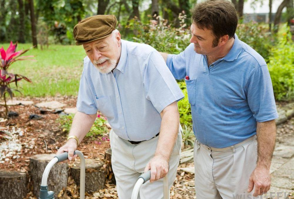 How to Take Care of Your Aged Father at Home