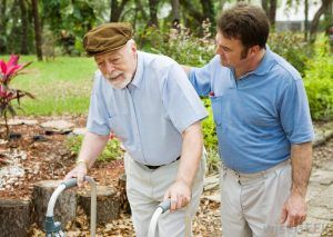 Home care of Aged Father